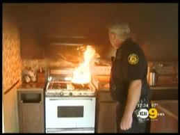 StoveTop FireStop Featured On KCAL TV Los Angeles