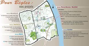 salle jean lurat begles la carte du projet pour bègles 2014 le politique de