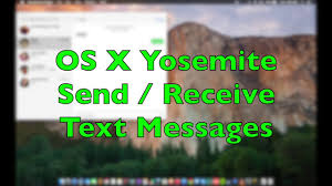 How to Set up SMS sharing OS X Yosemite 10 10 and iOS 8 1