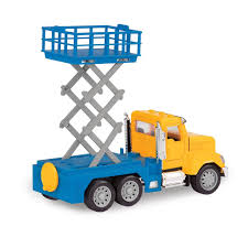 100 Scissor Lift Truck Driven Micro Series Kinder Dreams Toys And