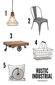 Rustic Industrial Vintage With An Edge Home Decor Painted Furniture If You D Like To Add Aesthetic Your Space Here Are