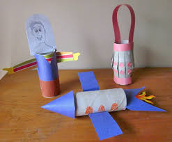 Crafts For Kids To Make At Home With Paper