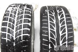 All Season Vs Snow Tire BMW Winter Test With Best For And Epcp 1302 ...