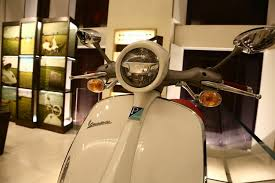 Vespa Launches 946 At Bulgari In New York