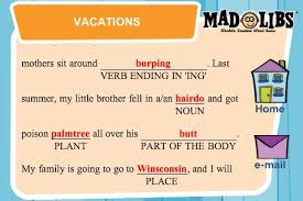 Halloween Mad Libs Free by It U0027s A Adjective Time To Verb Mad Libs So Grab Your Noun