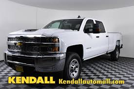 New 2019 Chevrolet Silverado 3500HD Work Truck 4WD In Nampa #D190021 ...