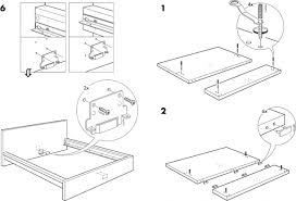 bedding beautiful malm bed frame high ikea instructions 2016