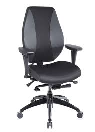 Bariatric Office Desk Chairs by Ergocentric Aircentric Air Flow Back U0026 Seat Desk Chair Healthy
