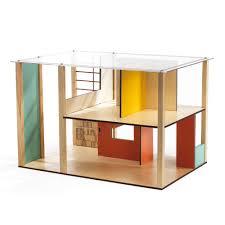 djeco cubic house puppenhaus ideen fürs zimmer haus