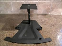 bose wave radio undermount cabinet wall mount bracket jimbo