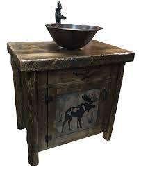 Small Rustic Bathroom Vanity Ideas by 33 Stunning Rustic Bathroom Vanity Ideas Remodeling Expense