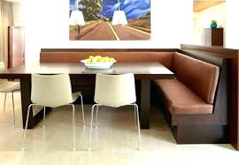 Dining Room Booth Seating Set Medium Images Of Corner With