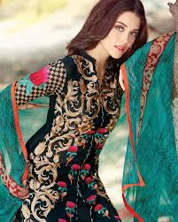 beautiful and elegant eid dresses designs 2016 for girls top