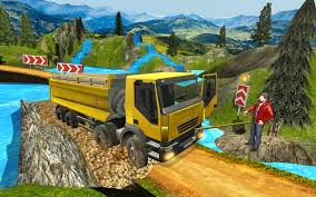 Truck Driver Transporter – LabException – Mobile Games Development ...