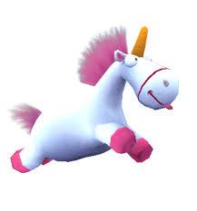 Fluffy Unicorn Minion Rush