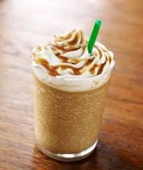 Caramel FrappuccinoR Blended Coffee