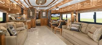 Fantastic Luxury Rv Interior Images Amp Pictures Becuo