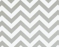 Yellow And White Chevron Curtains by Gray Chevron Curtain Etsy