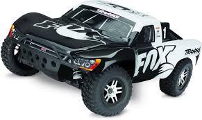 100 4x4 Rc Truck Amazoncom Traxxas Slash VXL RC 60 Mph 110 Scale