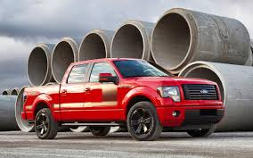 2012 Truck Of The Year Winner: Ford F-150 - Motor Trend
