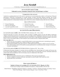 Resume Examples Templates Cool Sample Entry Level Accounting