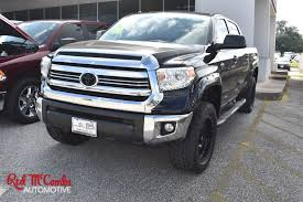 Pre-Owned 2016 Toyota Tundra SR5 4WD Crew Cab Pickup