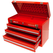 Homak Industrial 20 In. 3-Drawer Friction Toolbox In Red-RD00203200 ... Clamp Tool Box Clamps Or Better Built Truck Toolbox Mounting Kit Quick Craftsman Tool Box Restoration Youtube Craftsman Boxes Upc Barcode Upcitemdbcom Kennedy Manufacturing Drawer Roller Cabinet With Chest Glancing Poly Plastic By Dzee To Best Whats In My 3 Drawer Toolbox Shop At Lowescom 26 Wide 6 Heavy Duty Top Flat Black Kodiak 3drawer Inrmediate Red74103 The Home Depot All Steel Cstruction Boxes Amazon Drill Press Vise Electric