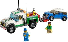 Pickup Tow Truck - LEGO CITY Set 60081