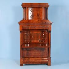 Drop Front Secretary Desk Antique by Secretaries U0026 Bureaus Scandinavian Antiques European Antiques