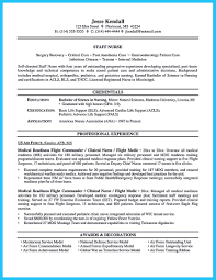 Icu Nurse Resume Simple High Quality Critical Care Samples Fc A25271