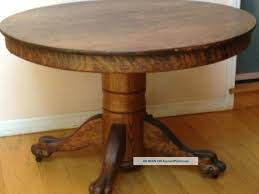 Dining Table Antique Oak And Chairs For Sale Room
