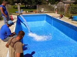 100 Water Truck To Fill Pool Replacing A Liner How A Professional Does It Structural Armor