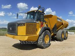 100 Articulating Truck Used Articulated S For Sale Finning Cat