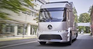 Mercedes-Benz Urban ETruck To Go Into Series Production.