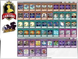 Five Headed Dragon Deck Profile by Ocg Yu Gi Oh League Deck Recipes 2017 Final The Organization