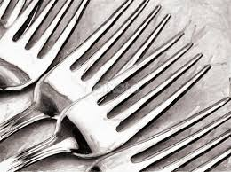 Fork by Daliana Pacuraru Drawing All Drawing fork utensil metal illustration