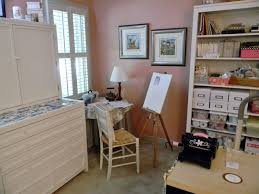 Stunning Martha Stewart Craft Room Furniture Here Us My Sewing
