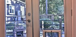 Jen Weld Patio Doors Home Depot by Door Amazing French Doors With Dog Door Custom Doors With Doggie