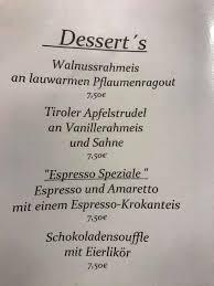 speisekarte herxemer esszimmer restaurant herxheim bei