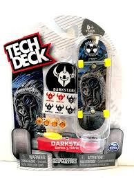 Tech Deck Workshop Toys R Us by Tech Deck Darkstar Skateboards Series 3 Fingerboarding With