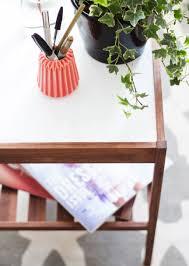 Magnarp Floor Lamp Hack by Stylish Diy Ikea Nesna Bedside Table Hack Shelterness Cottage