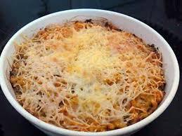 recette de pate au thon recette de pâte au thon gratinées à la tomate