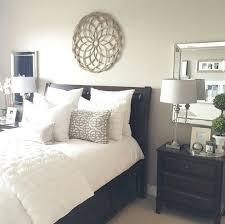 Love The Mirrors Behind Nightstands Bedroom DecorBedroom IdeasBedroom