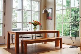 My Houzz Rockstar Vibe Meets New England Dream Home Contemporary Dining Room