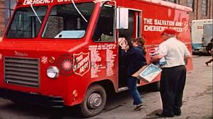 Following A Deadly Flood, Salvation Army Canteen Truck Is Loaded ...