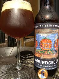 Curious Traveler Pumpkin Shandy Calories by Daily Beer Review October 2014