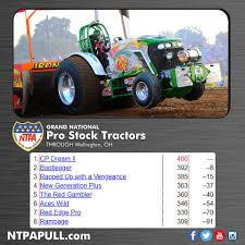 The First Of Two Hooks Today For The Pro... - NTPA Truck And Tractor ...