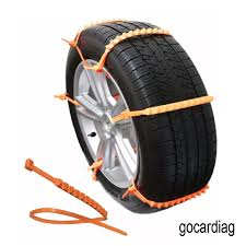 High Quality Emergency Traction Aid Tire Snow Chains ZipClipGo Life ...