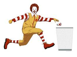 R For Ronald McDonald By Doubleleaf
