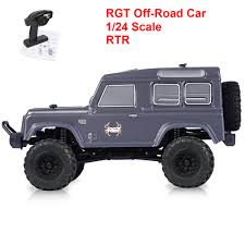 100 Mini Rc Truck HSP 136240 124 Scale RGT RC 4wd OffRoad Car Monster